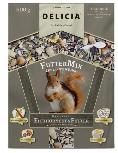 Delicia Squirrel Food