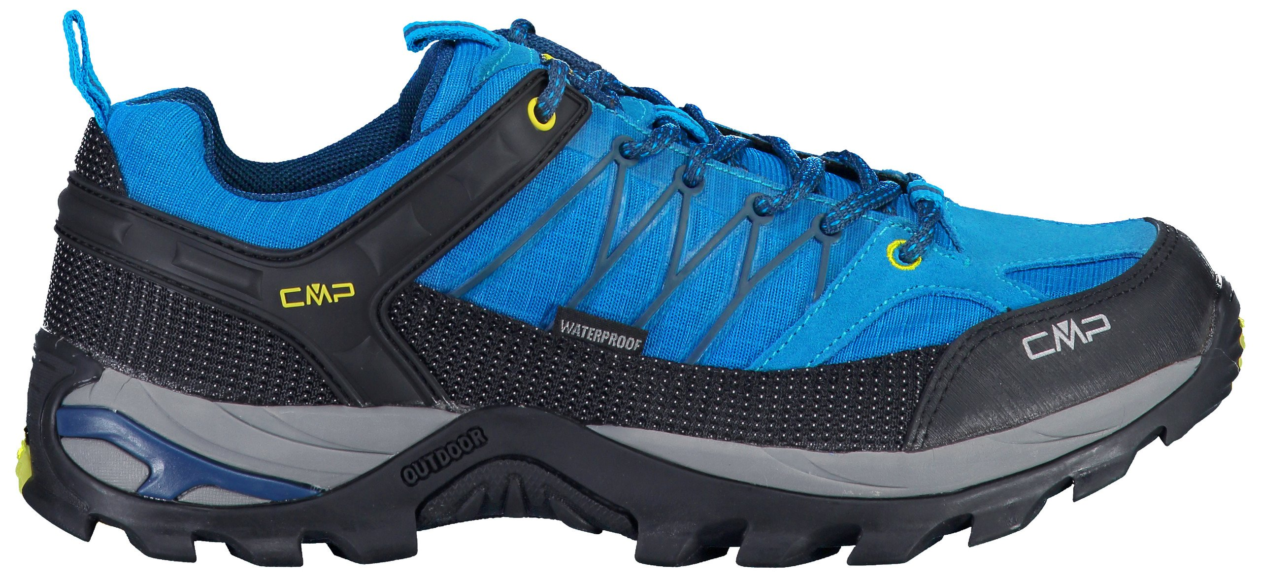 Cmp Herren Trekkingschuhe Rigel Low Wp Slip On Shoes Shoes Boots Outdoor Clothes Grube Eu