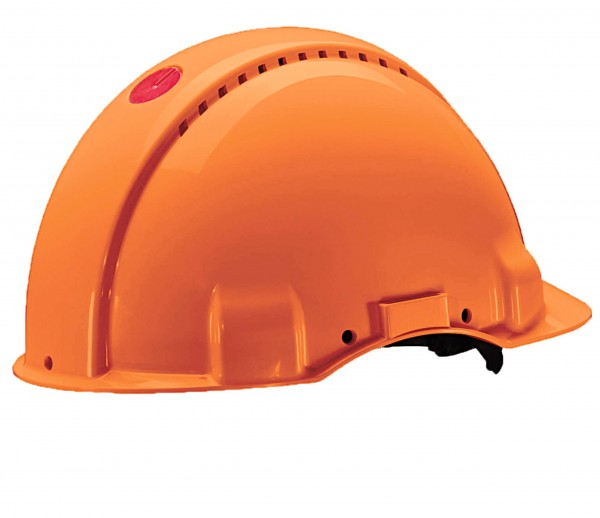 Peltor Helm G3000c UVICATOR orange