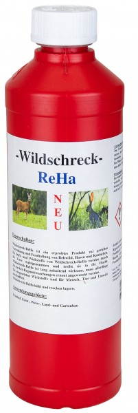 Wildschreck ReHa Game Deterrent 200 g in a Spray Bottle