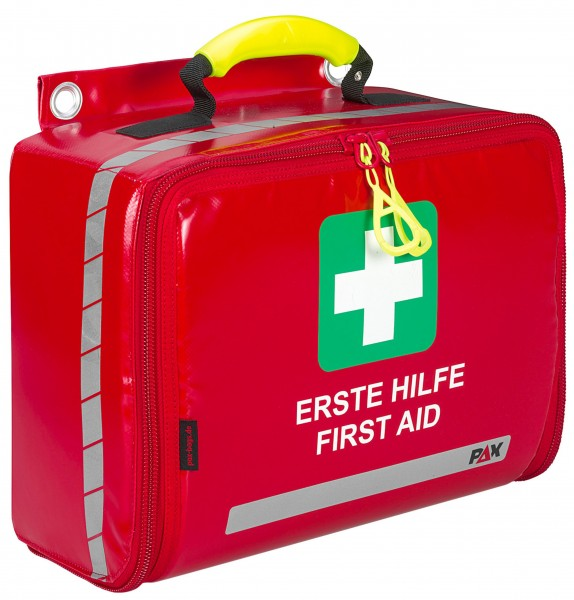 Paramedic Wandtasche DIN 13169