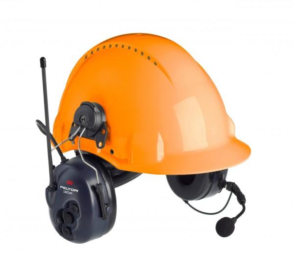 Peltor Gehörschutz LiteCom mit Helmbefestigung