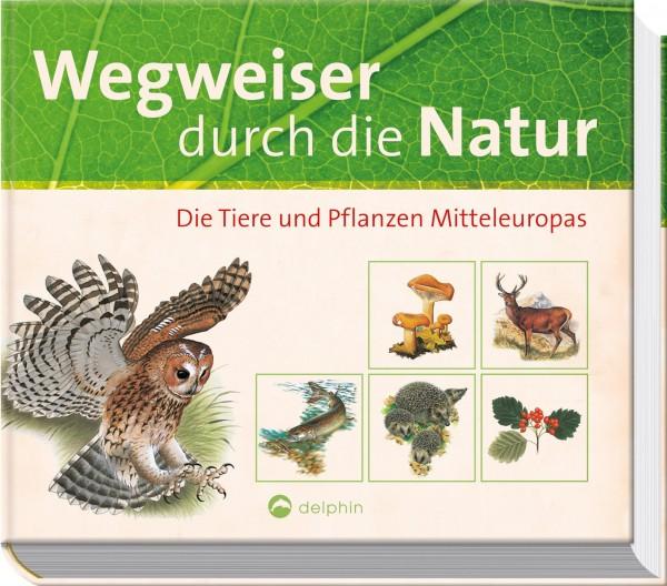 Wegweiser durch die Natur - Die Tiere und Pflanzen Mitteleuropas