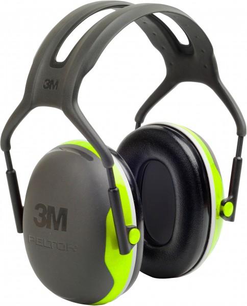 Peltor Gehörschutz X4 mit Kopfbügel