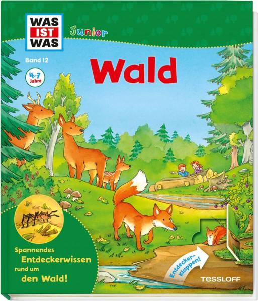 Was ist was Junior Bd. 12 - Wald