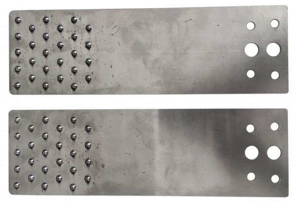 Nordforest V-R Spring Steel Plate