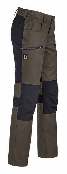 Nordforest Hunting Herren-Thermo-Jagdhose Stretch Saxen