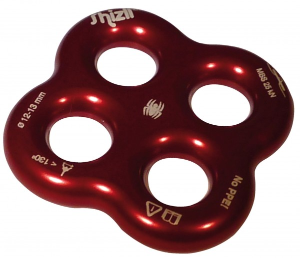 Shizll Riggingplatte Spiderplate