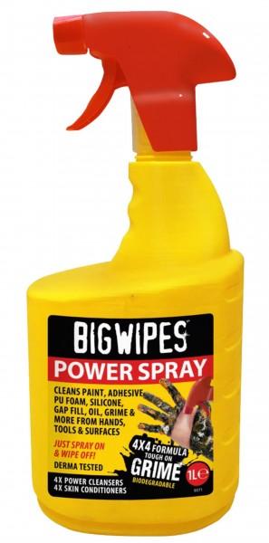 Big Wipes Power-Spray