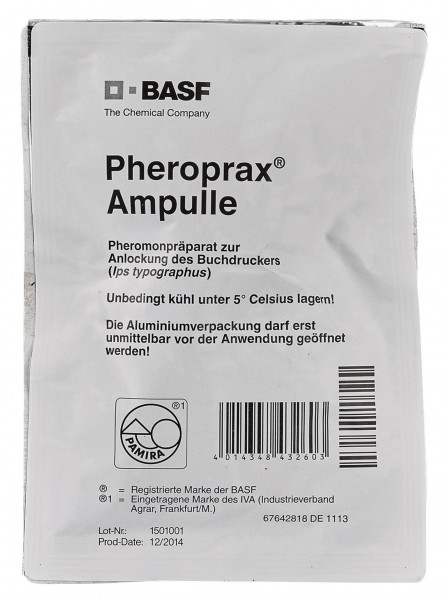 Pheroprax® Ampule (for European Spruce Bark Beetle)