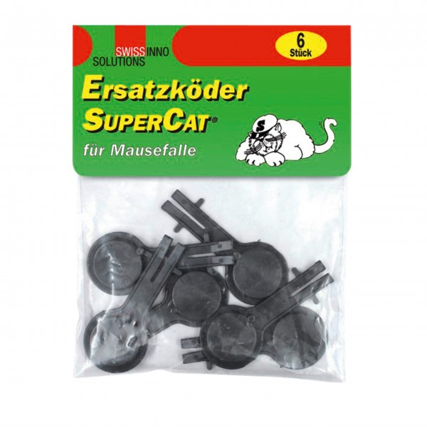 Replacement Bait for Supercat Mouse Trap