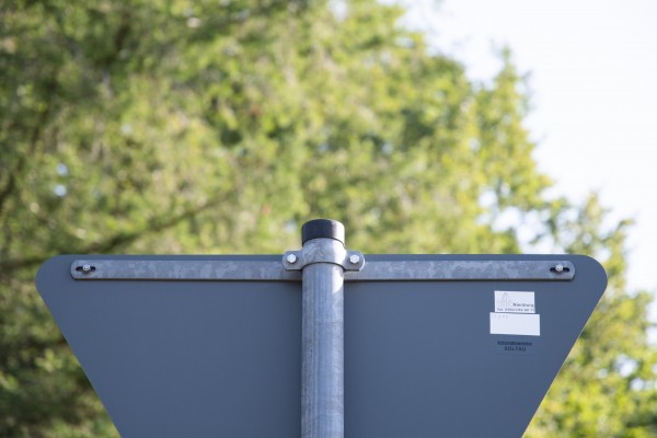 Ersatzrohrkappe aus Kunststoff