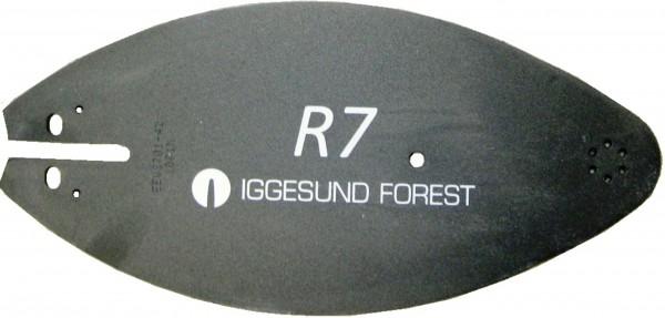 Iggesund Forest Harvester Fisch-Schwert R7