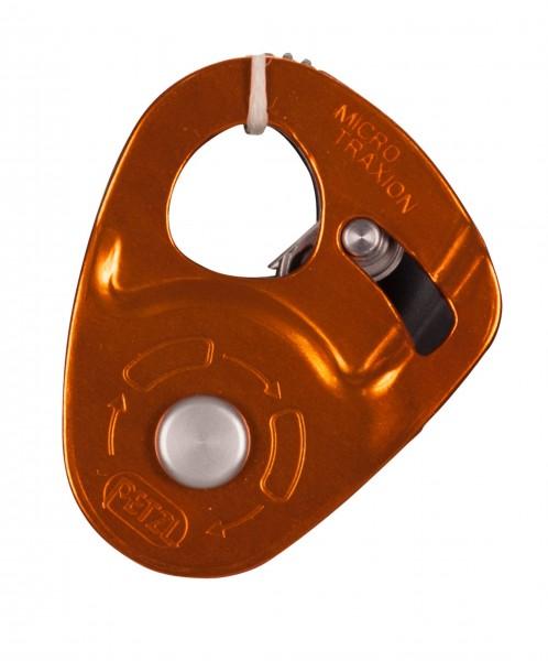 Petzl Seilrolle Micro Traxion – EN 567