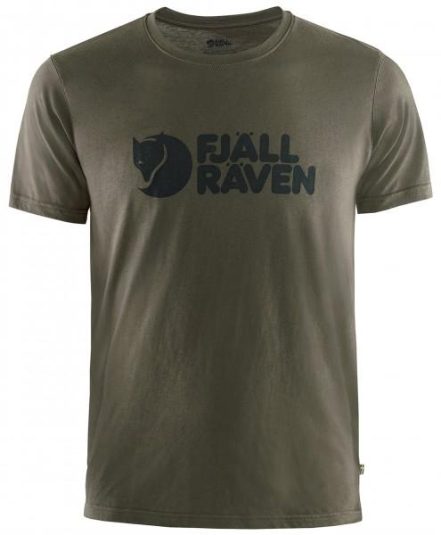 Fjällräven Herren-T-Shirt Fjällräven Logo