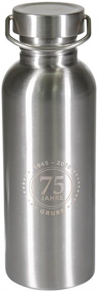 Trinkflasche 75 Jahre Grube