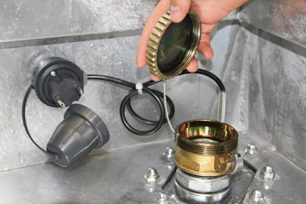 Pump for Rietberg Conty 450 12/24 V