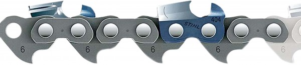 "Stihl Sägekette Rapid Super Vollmeißel .404"", 1,6 mm, 60 TG"
