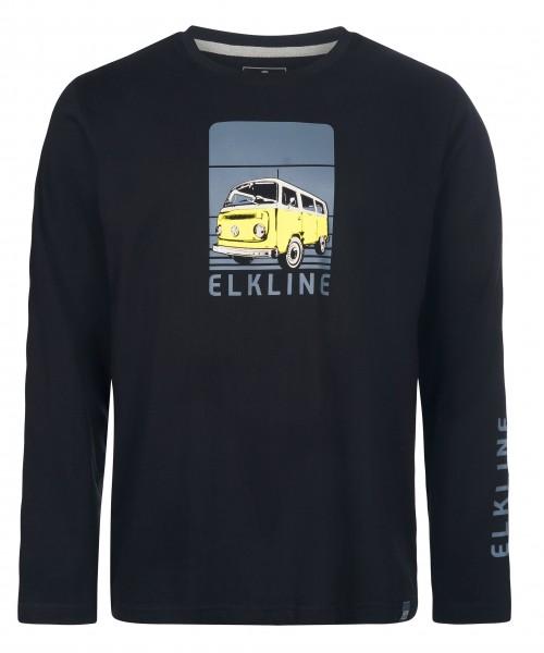 Elkline Herren-Langarmshirt Hot Seat