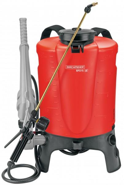 Birchmeier RPD 15 ABR Backpack Piston Sprayer