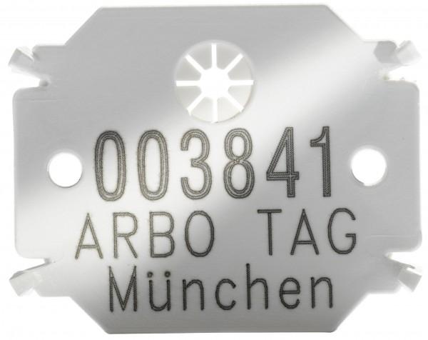 Arbo Tag Plättchen Standard