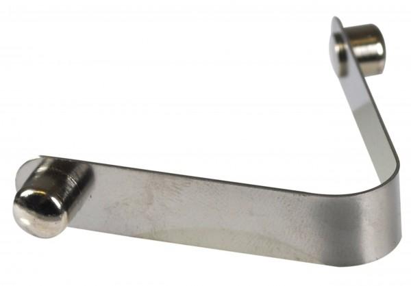 Druckknopf mit Feder für 70-126
