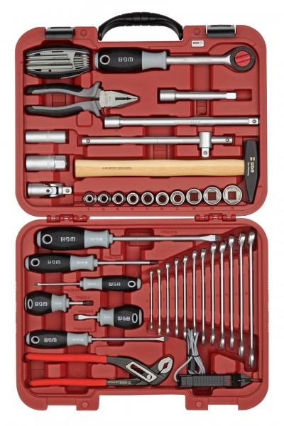 Boîte à outils universelle WGB, 47 compartiments