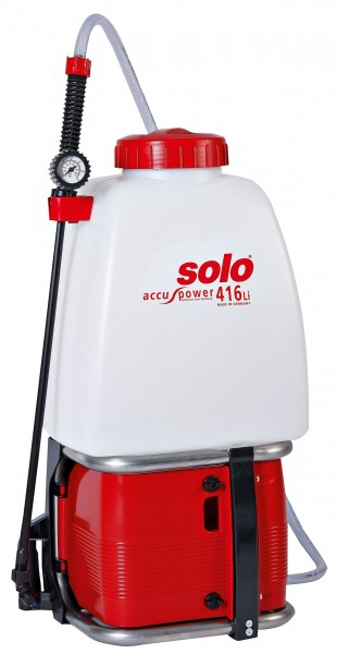 Solo Akku-Rückenspritze 416-Li