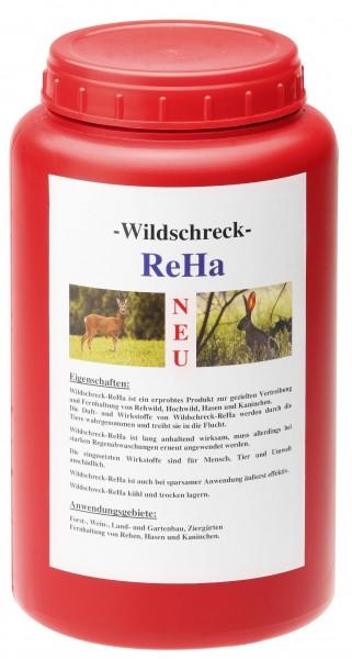 Wildschreck ReHa 1000 g in Dose