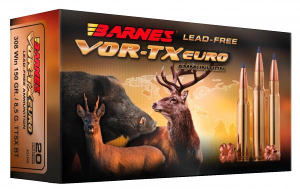 Barnes TTSX Euroline .308 Win., 150 grains