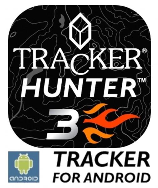 Tracker Hunter Jahreslizenz für iOS/Android