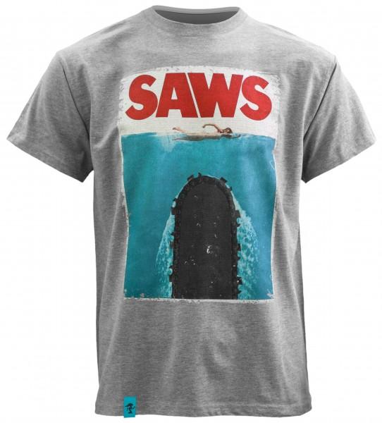 Dendroid Herren-T-Shirt Saws