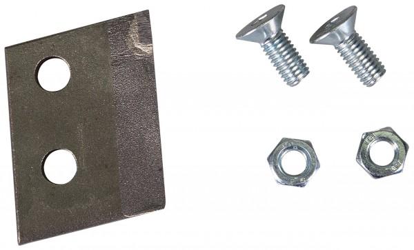 Ersatzmesser aus Hartmetall für 150 mm Bohrer
