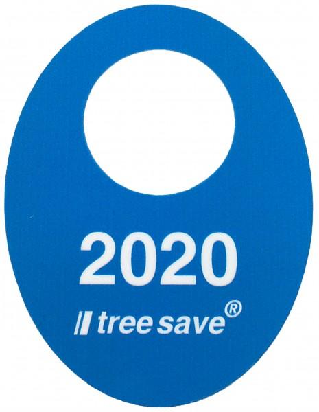 Tree Save Jahreskennscheibe 2020