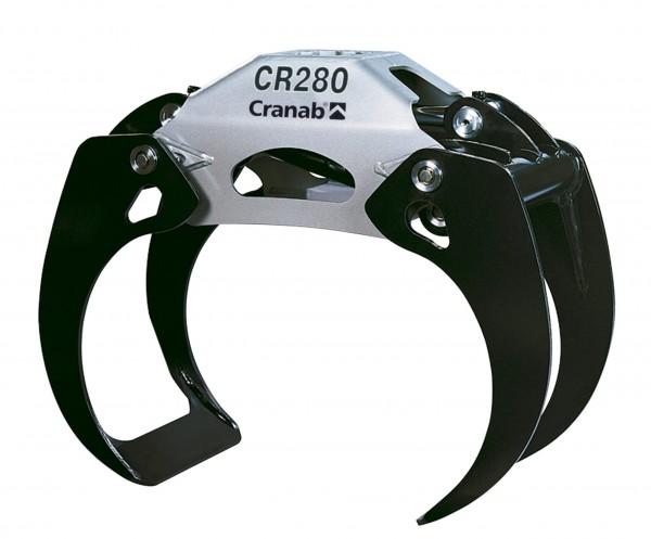 Cranab Holzgreifer CR200