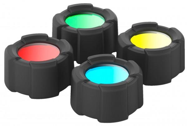 Jeu de filtres de couleur Ledlenser pour MT10