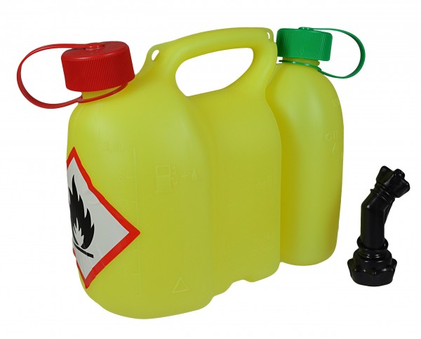 Pro 3+1.5 Combination Canister