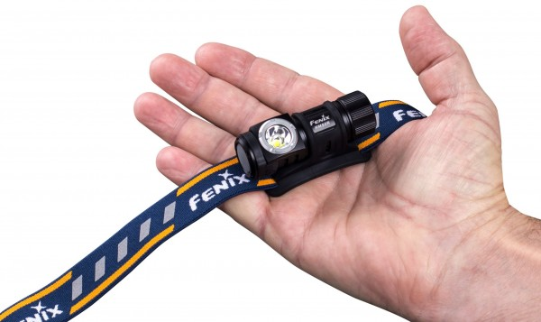 Lampe frontale Fenix HM50R, rechargeable
