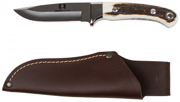 Nordforest Hunting Hirschhornmesser gebogen