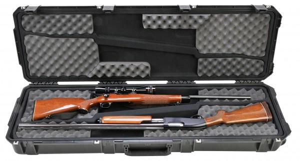 SKB Waffenkoffer 5014 für 2 Langwaffen