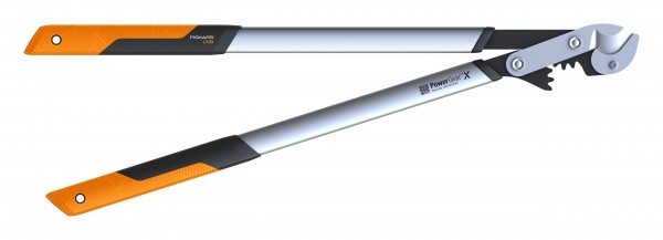 Fiskars Amboss-Getriebe-Astschere LX99-L