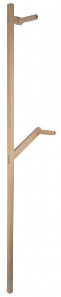 Wooden Scythe Handle Complete