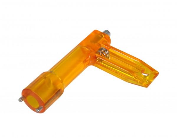 Schlüssel für Baustellenlampe