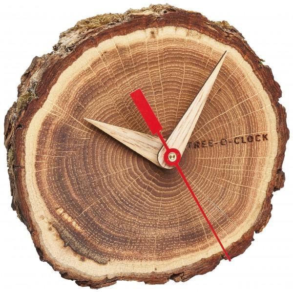 Tischuhr Tree-o-clock