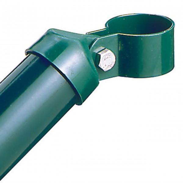 Streben, verzinkt, grün beschichtet