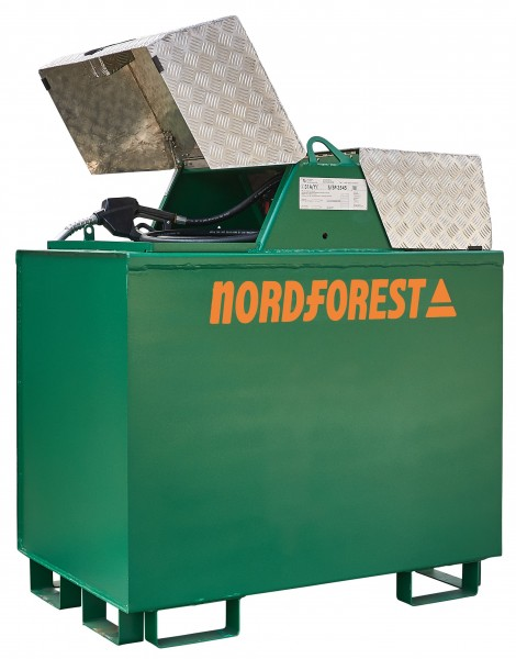Nordforest réservoir de diesel 600 litres