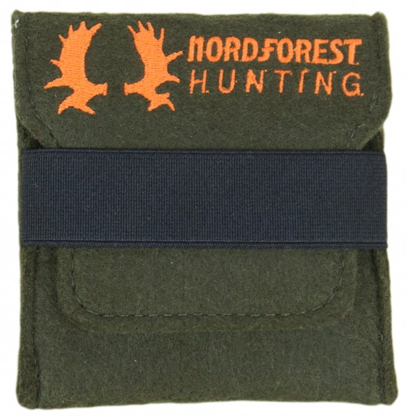 Nordforest Hunting Nadelfilz-Patronenetui 5 Kugeln