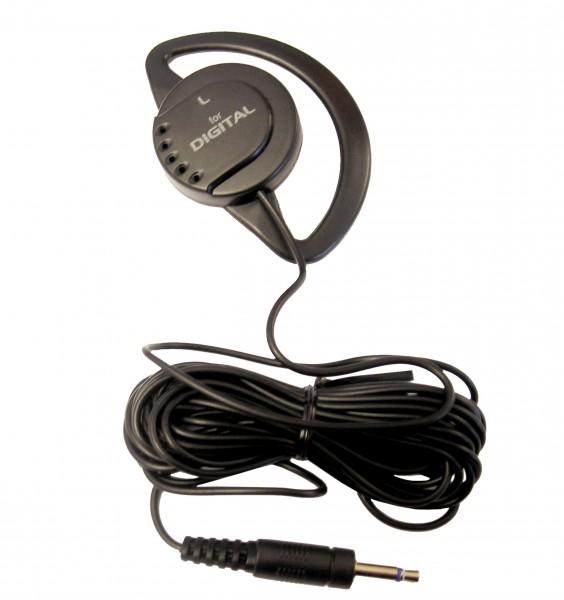 Ohrhörer mit Klinke 3,5 mm