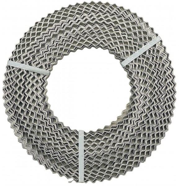 Fer à bande de fréquences en acier
