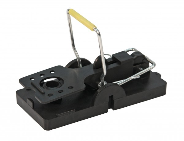 Steel and Plastic Mouse Trap
